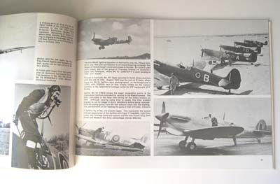 spitfire reference book, 2